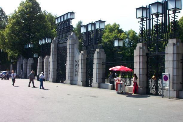 Vigelandspark_Oslo_front_gate