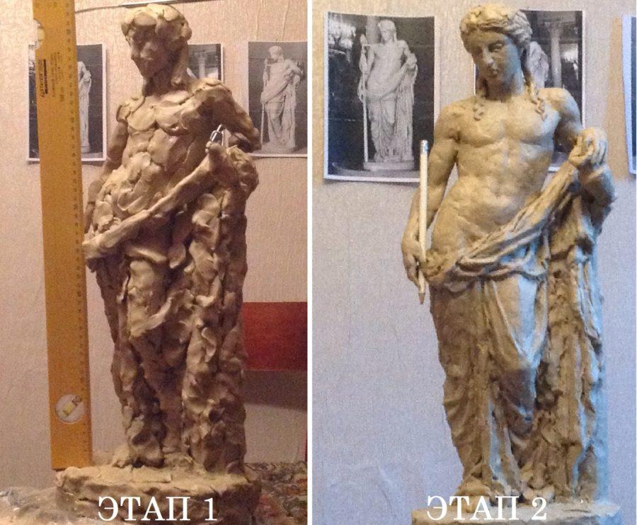 Древнегреческий бог грозы