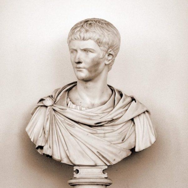 Бюст. Афиний