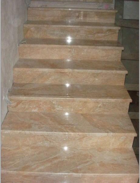 Лестница из натурального камня 7