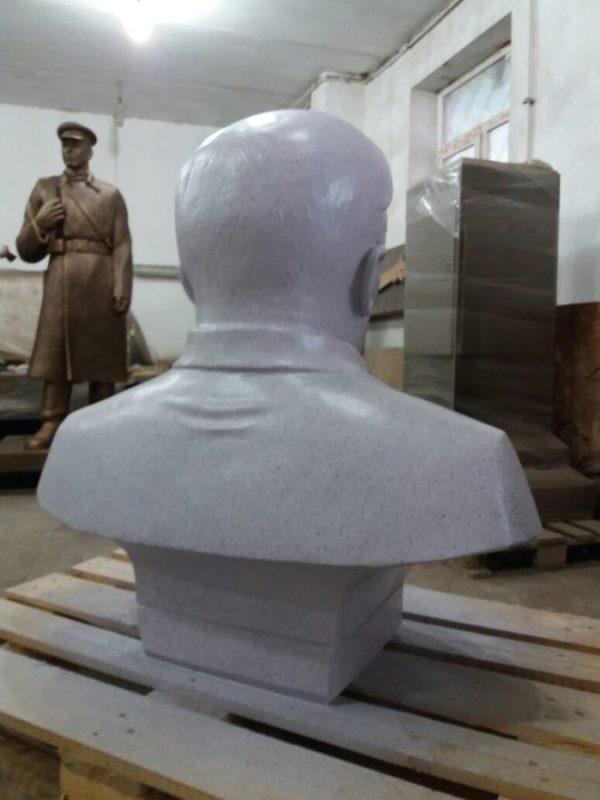 Бюст Сергея Павловича Королёва