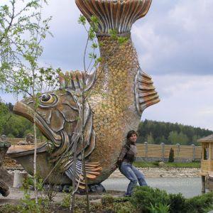 мангал Рыба