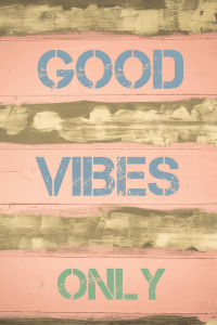 Good Vibes 7-Day Printable Planner Free Download With  Email Sign-up. Get Yours Today!
