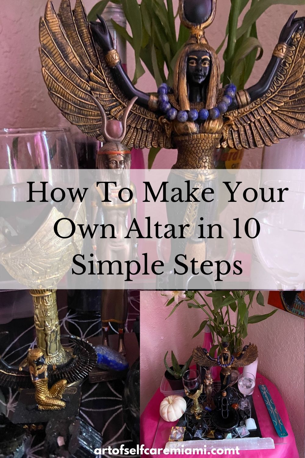 How To Make Your Own Altar In 10 Simple Steps