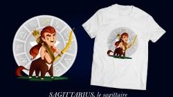 Signes du zodiaque, le sagittaire Sagittarius