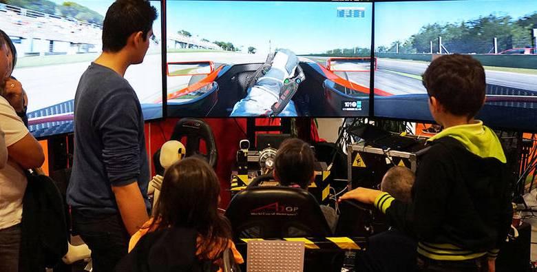 E-LAB, l'espace jeu vidéo de la Cité des sciences et de l'industrie devient permanent