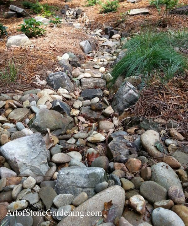 create dry creek bed