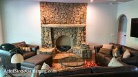 Unique Stone Circular Fireplace Home Remodeling Art of ...
