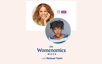 TheSitDownWomenomics Week with Nolwazi Tusini