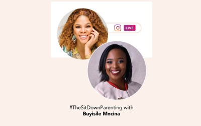 TheSitDownParenting with Buyisile Mncina