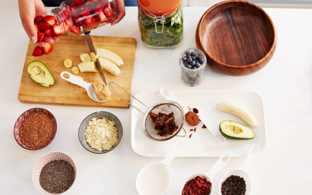 Avo Smoothie Bowl Recipe