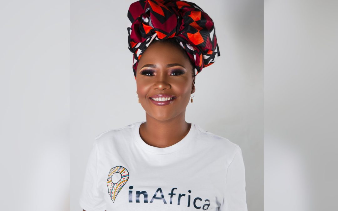 A Woman Belongs in Tourism with Phakamile Hlazo