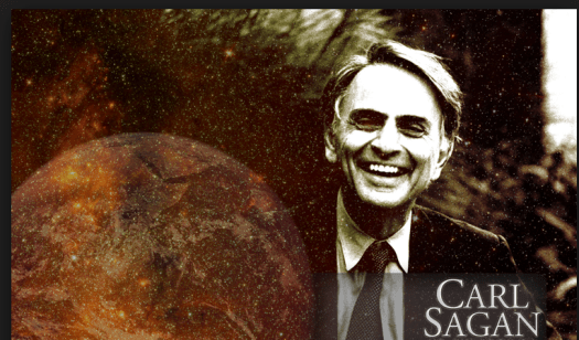 Figure 2. Carl Sagan. source: http://technophia.org/?p=5376
