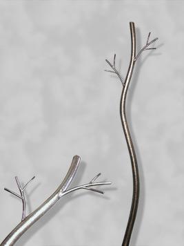 Custom metalwork by Artist Ken Neiderer