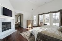 Gorgeous Master Bedrooms with Hardwood Floors  Art of the ...