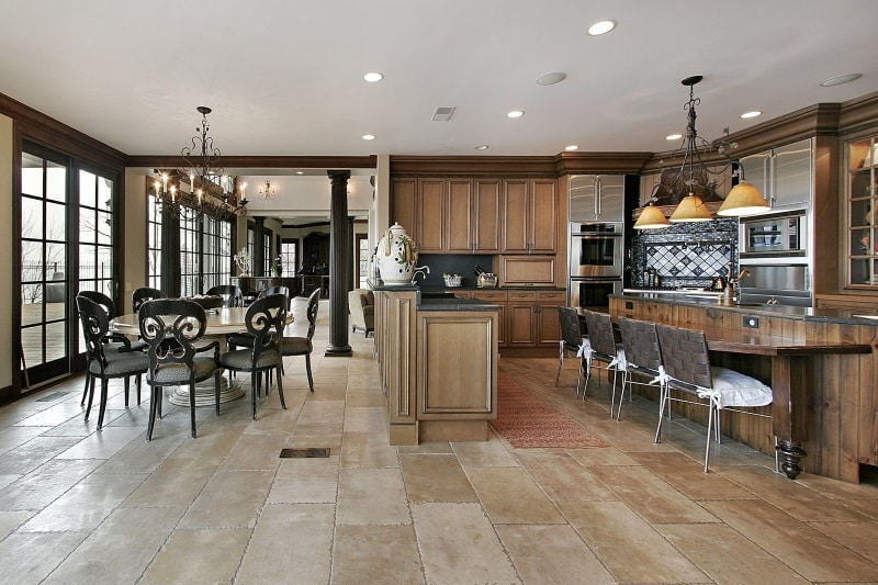 tile kitchen floors virtual designer free stunning kitchens with art of the home 4a
