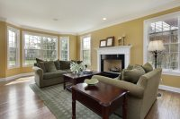 Beautiful Living Rooms with Earth Tones  Page 4 of 6