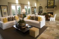 Beautiful Living Rooms with Earth Tones  Page 2 of 6