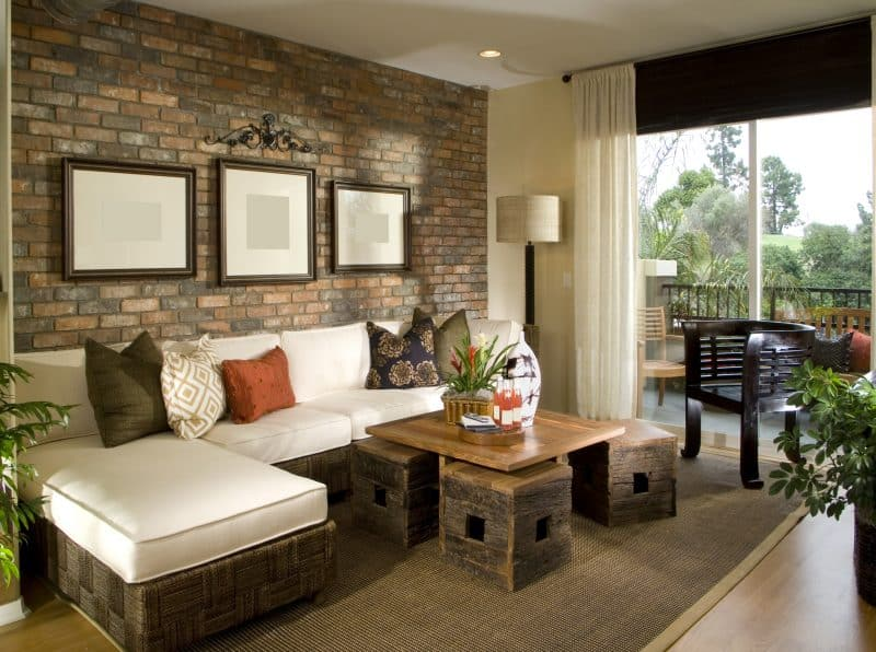 Beautiful Living Room Ideas with Accent Walls  Art of the