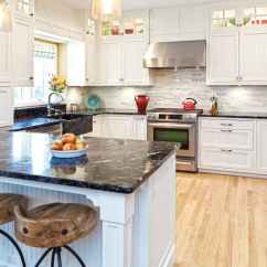 Wood Floors In Kitchen White Backsplash Pictures 7 Attractive Kitchens With Light Art Of The Home