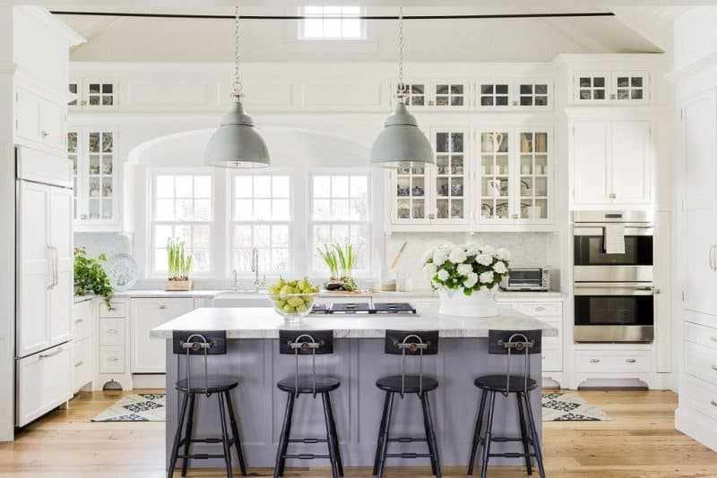 7 Attractive Kitchens With Light Wood Floors • Art Of The Home