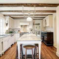 Small White Kitchen Island Cheap Cabinet Doors 7 Attractive Kitchens With Light Wood Floors • Art Of The Home