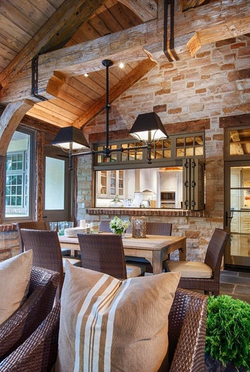 7 Gorgeous Covered Patio Ideas  Art of the Home