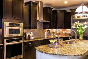 9 Beautiful Granite Countertop Kitchen Ideas   Art of the Home