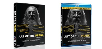 ART OF THE PRANK Blu-ray & DVD