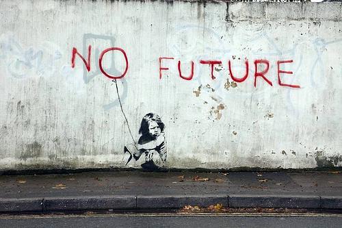Thanks, Banksy!