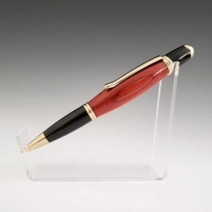 Handmade Padauk Wood Executive Style Pen Gift