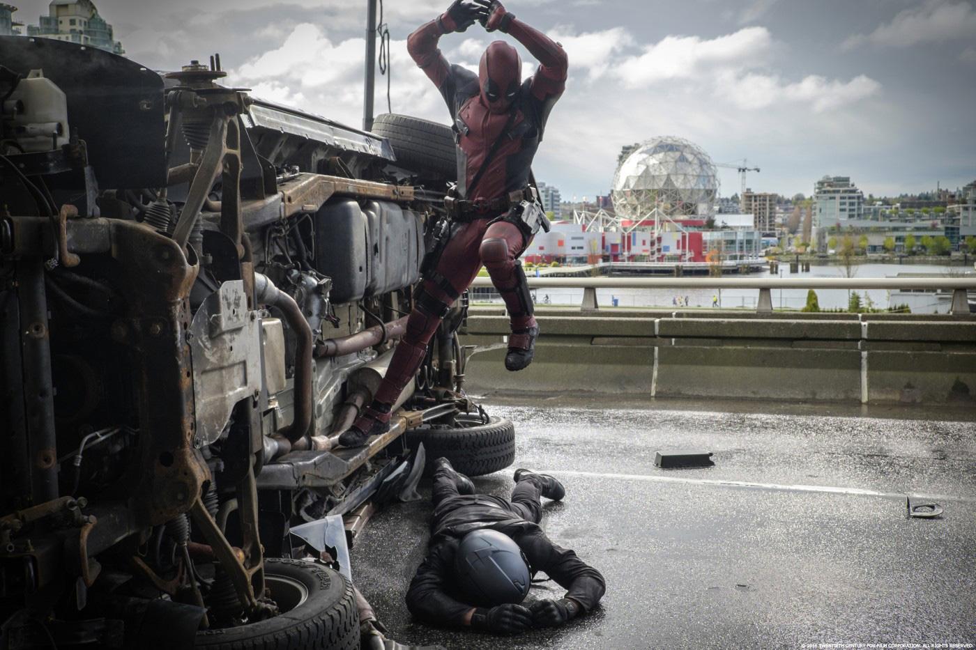 Rodeo FX Brings Maximum Effort to Deadpool   Animation