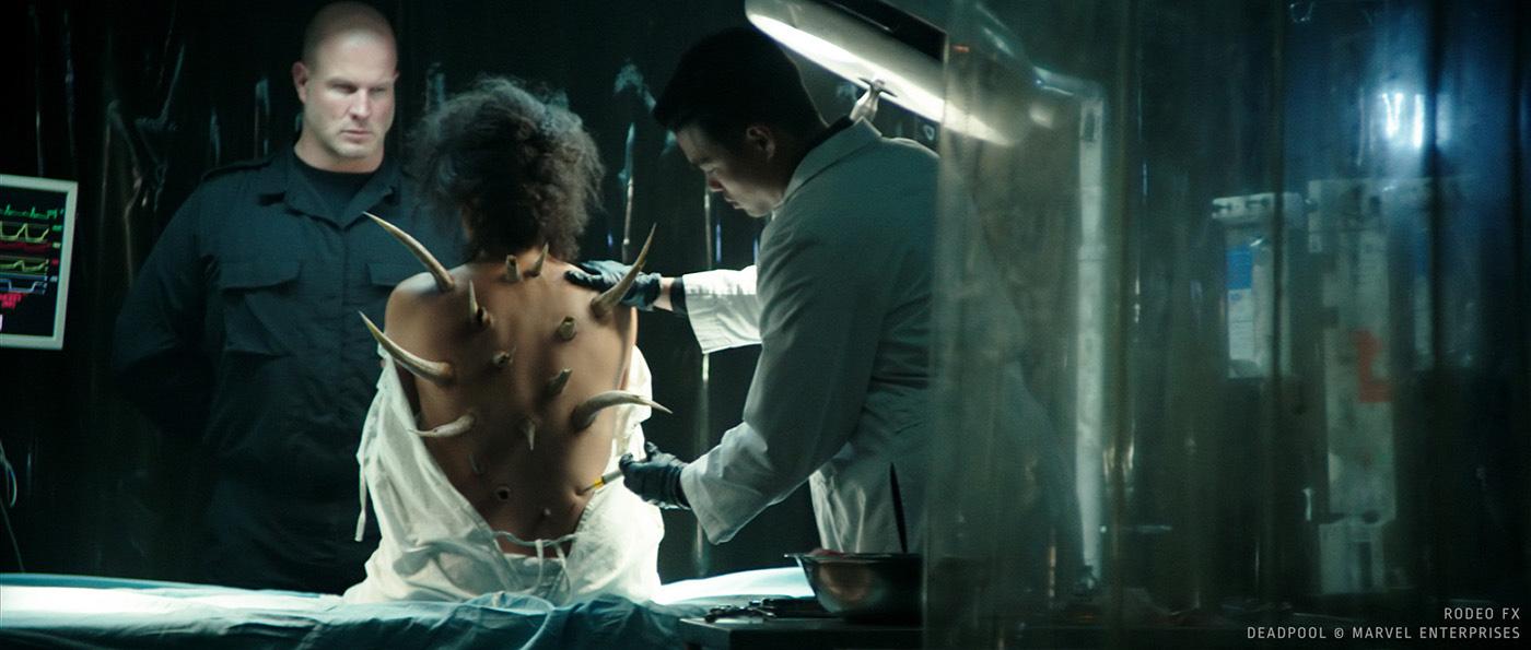 DEADPOOL: Wayne Brinton - VFX Supervisor - Rodeo FX - The