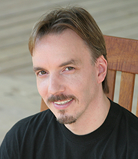 Author Randy Ellefson