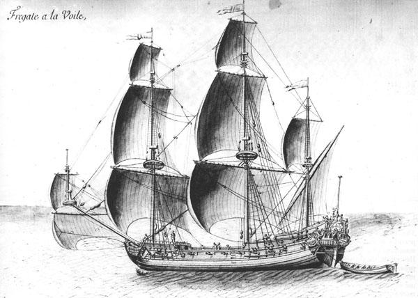 Figure 54 Frigate