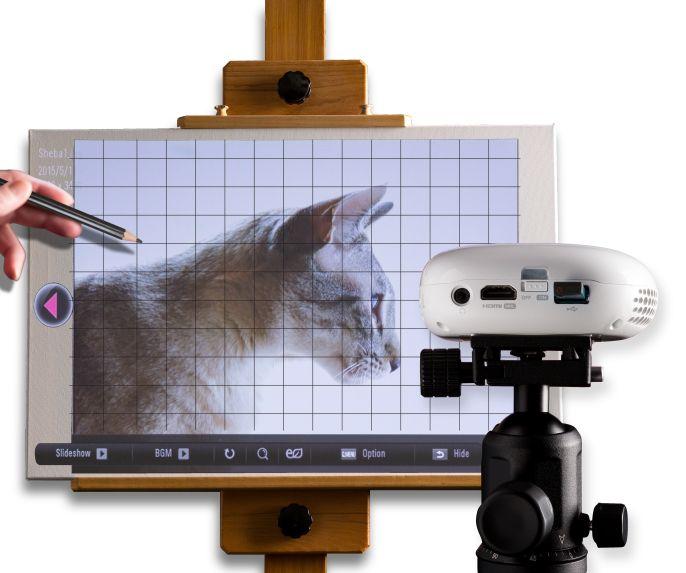Choosing Your Digital Art Projector