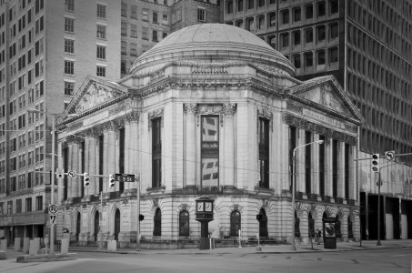 Historic Cleveland Trust Rotunda