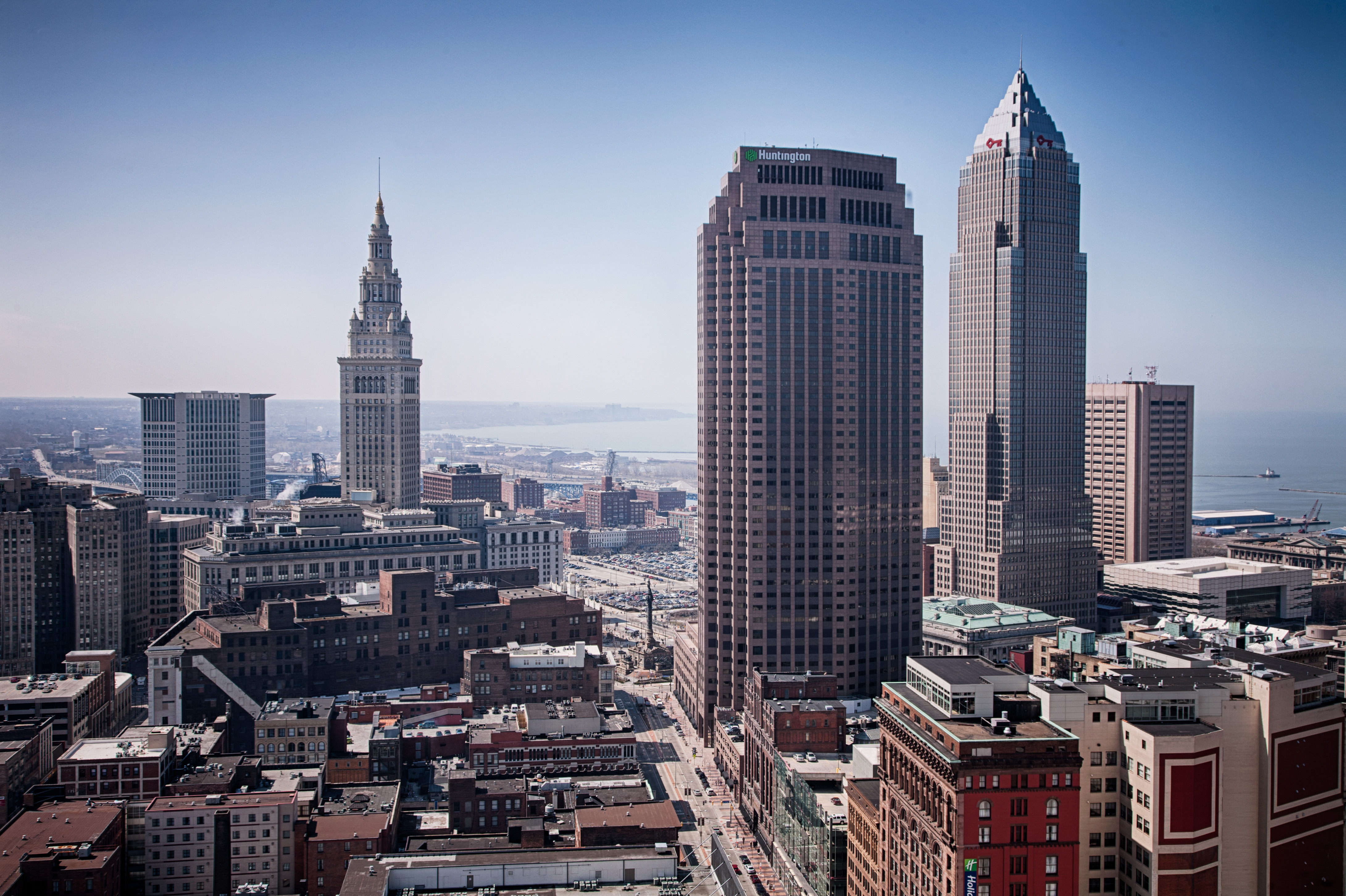 Opinions on downtown cleveland