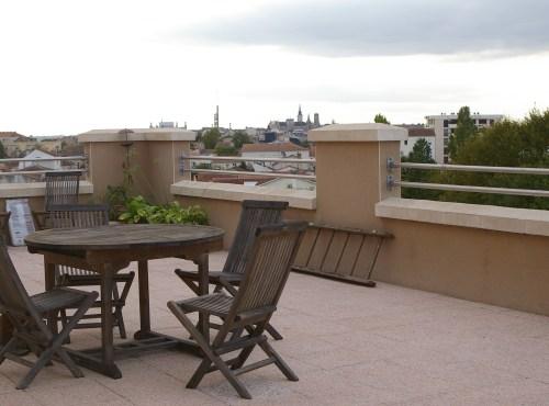 aménager une terrasse