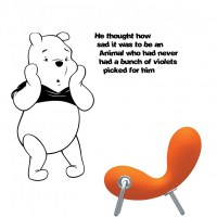 Wall Decal Quotes From Winnie The Pooh - By Artollo