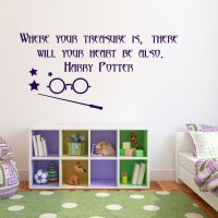 Wall Decals Quote From Harry Potter - By Artollo