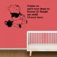 Wall Decor Decals Winnie The Pooh - By Artollo
