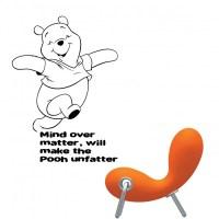 Winnie The Pooh Stickers For Walls - By Artollo