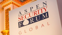 2016 Aspen Security Forum: Global