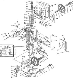 10 band saw parts diagram printable wiring diagram schematic harnesswiring diagrams for a band saw best [ 997 x 937 Pixel ]