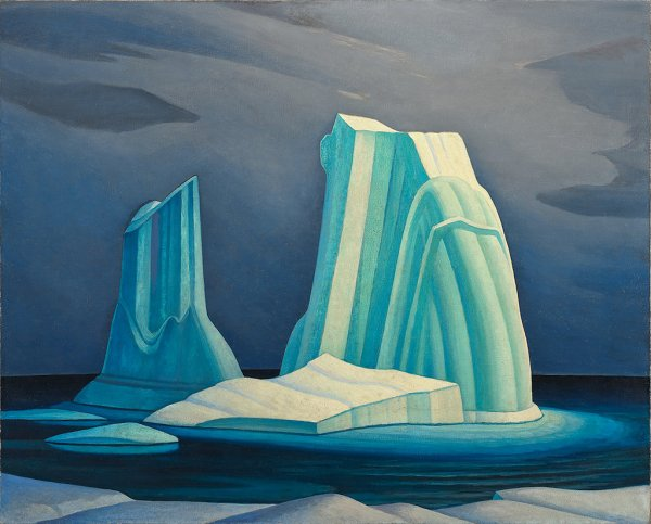 Idea Of North Paintings Lawren Harris