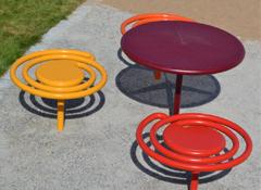 Table de pique-nique PICNICULYS