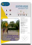 Grimpeur ZAN - Équipement ludique et sportif