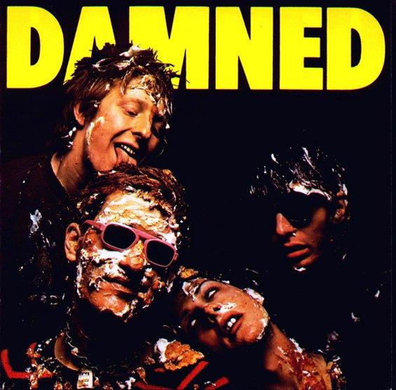 """Damned Damned Damned"" – The Damned"