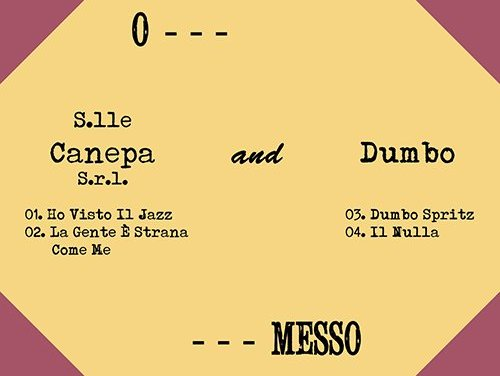 """""""O Messo"""" – S.lle Canepa S.r.l."""